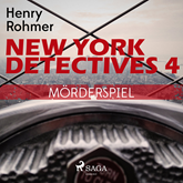 Mörderspiel - New York Detectives 4