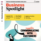 Business-Englisch lernen Audio - Communicating with customers
