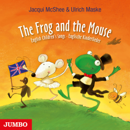 Hörbuch The Frog and the Mouse  - Autor Jacqui McShee   - gelesen von Schauspielergruppe