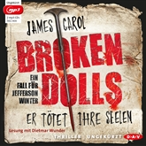 Broken Dolls. Ein Fall für Jefferson Winter
