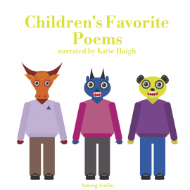 Hörbuch Children's Favorite Poems  - Autor James Gardner   - gelesen von Katie Haigh