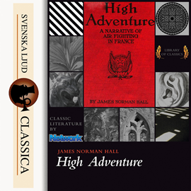 Hörbuch High Adventure  - Autor James Norman Hall   - gelesen von Mike Vendetti