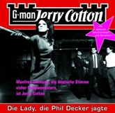 Die Lady, die Phil Decker jagte (Jerry Cotton 8)
