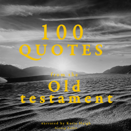 Hörbuch 100 quotes from the Old Testament  - Autor JM Gardner   - gelesen von Katie Haigh