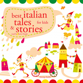 Hörbuch Best italian tales and stories  - Autor JM Gardner   - gelesen von Katie Haigh