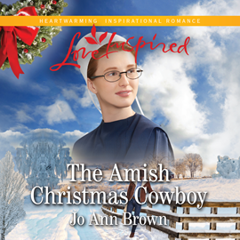Hörbuch The Amish Christmas Cowboy (Amish Spinster Club 2)  - Autor Jo Ann Brown   - gelesen von Susan Boyce