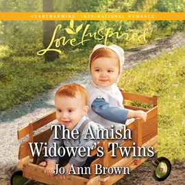 Hörbuch The Amish Widower's Twins-Amish Spinster Club  - Autor Jo Ann Brown   - gelesen von Susan Boyce