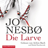 Die Larve (Harry Hole 9)