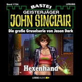 Hexenhand (John Sinclair, Band 1734)