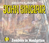 Zombies in Manhattan (John Sinclair 50)