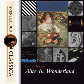 Hörbuch Alice Adventures in Wonderland  - Autor Lewis Carroll   - gelesen von Peter Yearsley