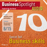 Business-Englisch lernen Audio - Spezialtest: Business Skills