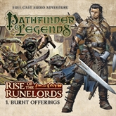 Pathfinder Legends - Rise of the Runelords 1: Burnt Offerings