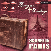 Schnee in Paris (Morgan & Bailey 11)