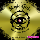 Magic Girls. Der goldene Schlüssel
