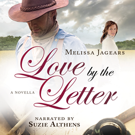Hörbuch Love by the Letter - Unexpected Brides 0.5  - Autor Melissa Jagears   - gelesen von Suzie Althens