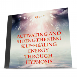 Hörbuch Activating and strengthening self-healing energy through hypnosis  - Autor Michael Bauer   - gelesen von Carina Bauer