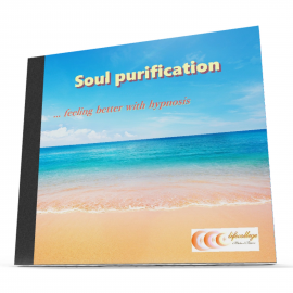 Hörbuch Soul purification... feeling better with hypnosis  - Autor Michael Bauer   - gelesen von Carina Bauer
