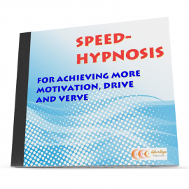 Hörbuch Speed-hypnosis for achieving more motivation, drive and verve  - Autor Michael Bauer   - gelesen von Gabriele Schönenberger