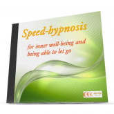 Speed-hypnosis for inner well-being and being able to let go
