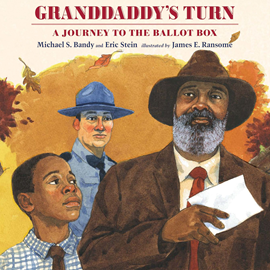 Hörbuch Granddaddy';s Turn - A Journey to the Ballot Box  - Autor Michael S. Bandy   - gelesen von J. D. Jackson