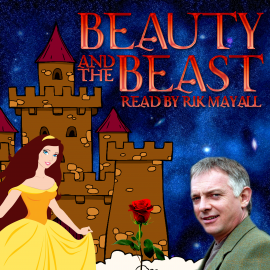 Hörbuch Beauty and The Beast  - Autor Mike Bennett   - gelesen von Rik Mayall