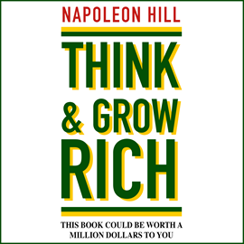 Hörbuch Think and Grow Rich  - Autor Napoleon Hill   - gelesen von Russ Williams