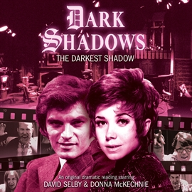 Hörbuch The Darkest Shadow (Dark Shadows 44)  - Autor Nev Fountain   - gelesen von Schauspielergruppe