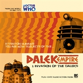 Dalek Empire 1.1: Invasion of the Daleks