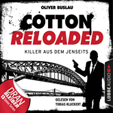 Killer aus dem Jenseits (Cotton Reloaded 37)