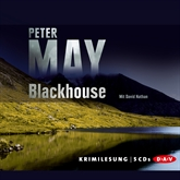 Hörbuch Blackhouse  - Autor Peter May   - gelesen von David Nathan