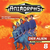 Der Alien (Animorphs 8)