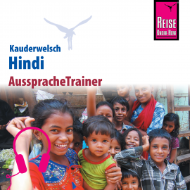 Hörbuch Reise Know-How Kauderwelsch AusspracheTrainer Hindi  - Autor Rainer Krack