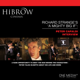Hörbuch HiBrow: Richard Strange's A Mighty Big If - Peter Capaldi  - Autor Richard Strange   - gelesen von Schauspielergruppe