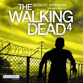 Hörbuch The Walking Dead - The Fall of the Governor  - Autor Robert Kirkman   - gelesen von Michael Hansonis