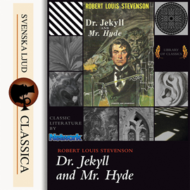 Hörbuch The Strange Case of Dr Jekyll & Mr Hyde  - Autor Robert Louis Stevenson   - gelesen von Bob Neufeld