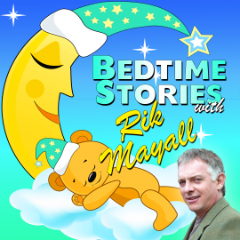 Hörbuch Bedtime Stories with Rik Mayall  - Autor Roger William Wade   - gelesen von Schauspielergruppe