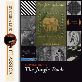 Hörbuch The Jungle Book  - Autor Rudyard Kipling   - gelesen von Meredith Hughes