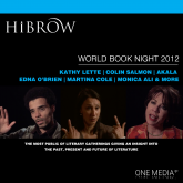 HiBrow: World Book Night 2012