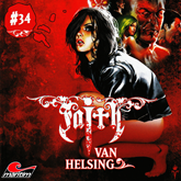 Gefangen in der Psychoklinik (Faith - The Van Helsing Chronicles 34)
