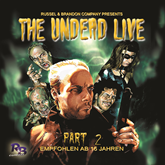 The Rising of the Living Dead (The Undead Live 2)