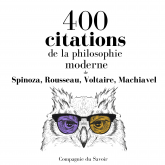 400 citations de la philosophie moderne