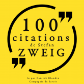 100 citations de Stefan Zweig