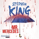 Hörbuch Mr. Mercedes (Bill Hodges Serie 1)  - Autor Stephen King   - gelesen von David Nathan