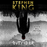Hörbuch The Outsider  - Autor Stephen King   - gelesen von Will Patton