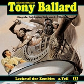 Lockruf der Zombies (Tony Ballard 13)