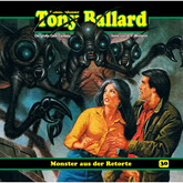 Monster aus der Retorte (Tony Ballard 30)
