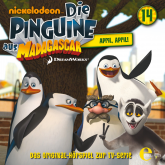 April, April! (Die Pinguine aus Madagascar 14)