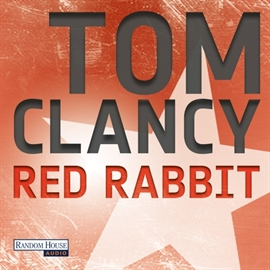 Hörbuch Red Rabbit  - Autor Tom Clancy   - gelesen von Frank Arnold