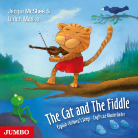 Hörbuch The Cat And The Fiddle  - Autor Ulrich Maske   - gelesen von Jacqui McShee